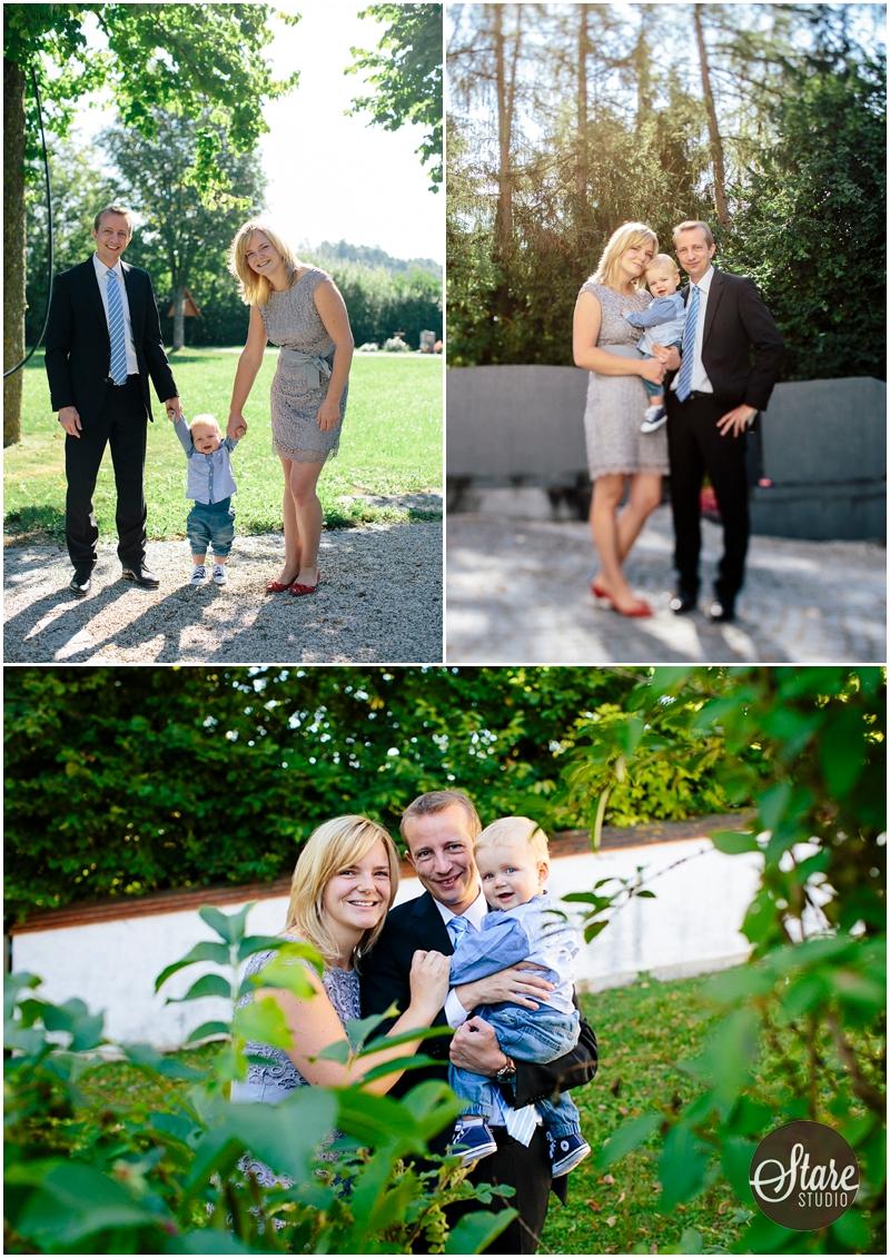 Familienfotos Outdoor
